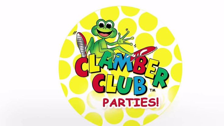 Come clamber and climb with Jog the Frog and his friends! Clamber Club Parties offers a wide range of equipment and games for your little ones birthday party. We offer party entertainment and toddler equipment drop off from 1 to 9 years old. Visit www.clamberclub.com  for more information.