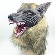 Маски на Хэллоуин / Маскарадные маски Вольф Руководитель Товары для отпуска Halloween / Маскарад 1PCS