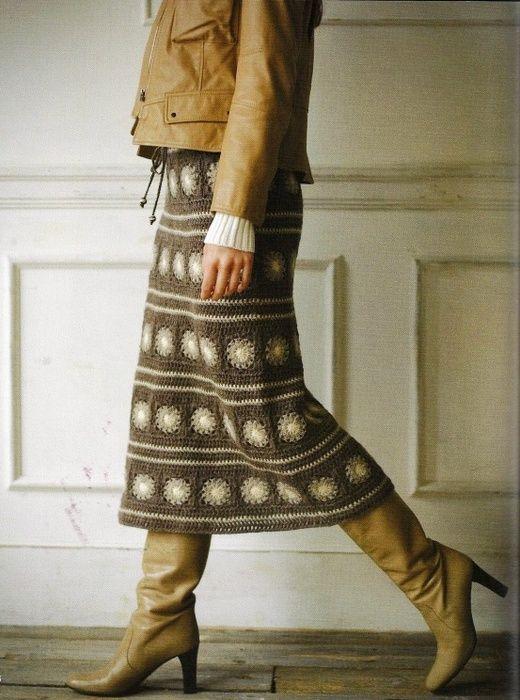 I love it!  CROCHET AND KNIT INSPIRATION: http://pinterest.com/gigibrazil/crochet-and-knitting-lovers/