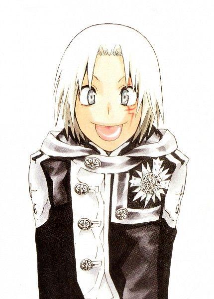 Tags: Anime, D.Gray-man, Allen Walker, Katsura Hoshino