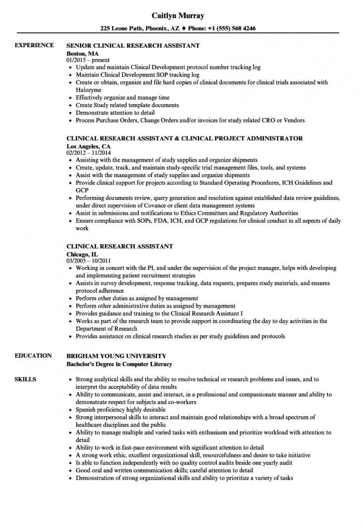 Browse our image of research assistant contract template