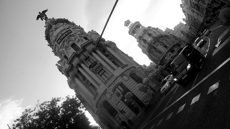 Metropolis, Rolex, Gran Vìa, Madrid