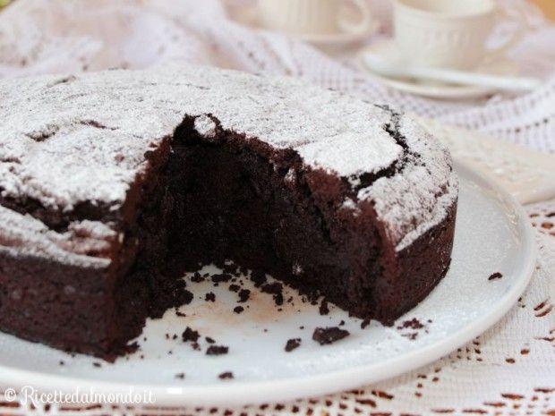111 best torte al cioccolato images on Pinterest | Cake, Desserts ...