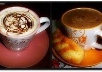 Horká čokoláda s kávou ;) ♥
