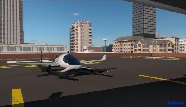 Летающие такси могут появиться в ближайшие 3 года