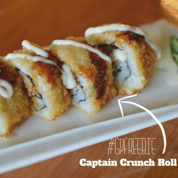 The General Public: Rule Breaking Sushi in Vancouver
