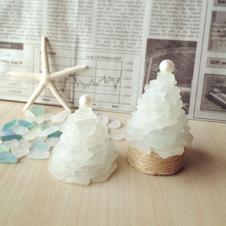 夏の思い出でインテリアをDIY♪おしゃれな「シーグラスランプ」の作り方   CRASIA(クラシア)