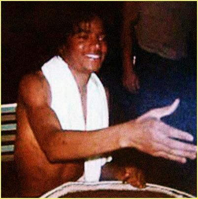He didn't turn white because he wanted to.  #Respect4MJ
