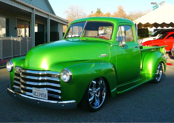 25 Best Ideas About 54 Chevy Truck On Pinterest 1954