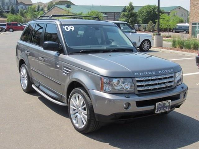 2009 Range Rover Sport Super Charged  #sport #supercharged #rangerover #landroverflatirons