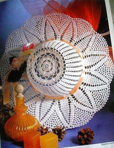 Summer hat, crochet