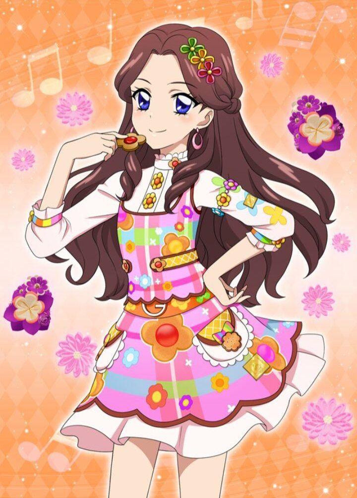 anime girl trading card game