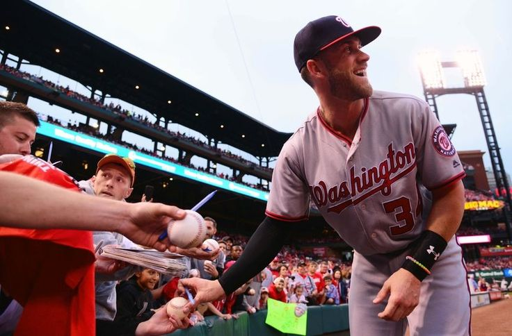 Washington Nationals: Bryce Harper Tied Knot With Longtime Girlfriend