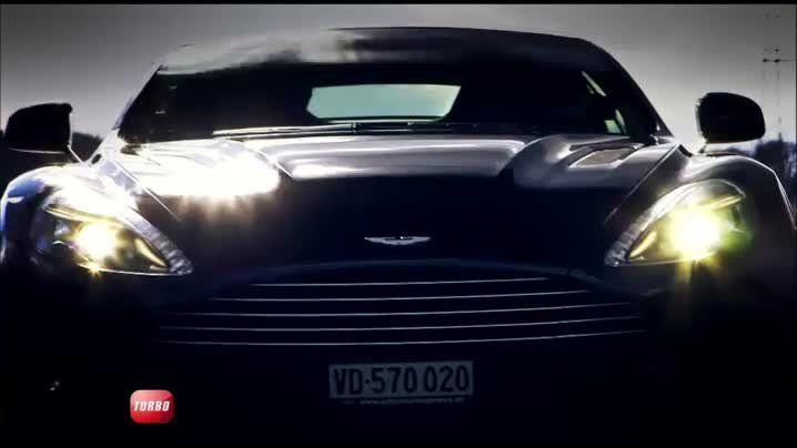Turbo du 12/04/2015 : Aston Martin Vanquish Volante, Salon New York, Tesla Model S P85D, défi Turbo