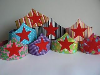 Superhero headbands