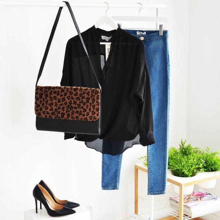 BAG ANIMAL PRINT I MONASHE.PL - Sklep online z modna odzieza.