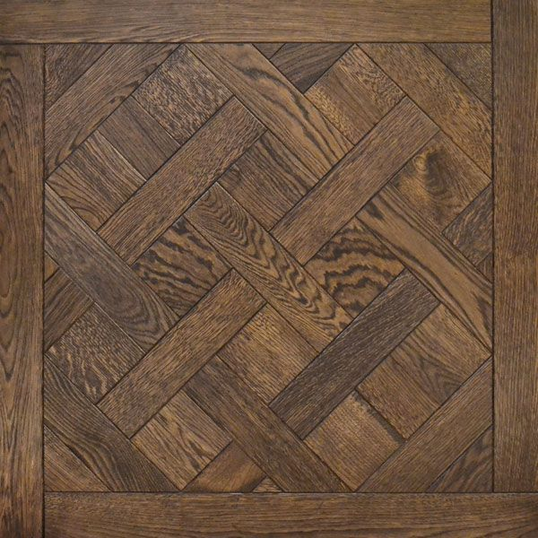Engineered Oak Design Parquet Panel.  Product: OAK V-4.   Please call Tomson Floors for more information.  Wood Flooring With Style  Edinburgh, London, Glasgow