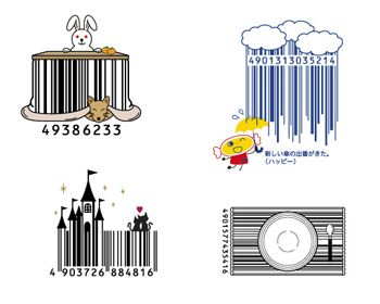 Amazingly Creative Japanese Barcodes picture