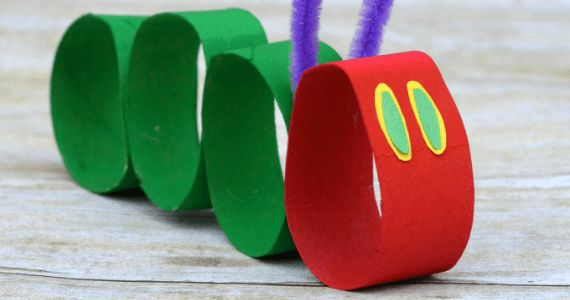 The Very Hungry Caterpillar is a super popular and beloved book by many. After cuddling up to read the storytogether, my kids and I were eager to work on a Very Hungry Caterpillar craft so we pulled out our stash of clean toilet paper rolls and got to work making bright and colorful caterpillars. This …