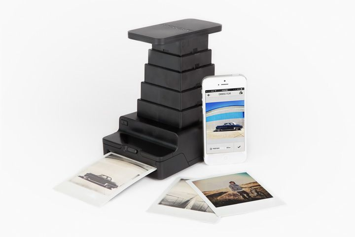 Impossible Instant Lab - Analog Photo via your iPhone