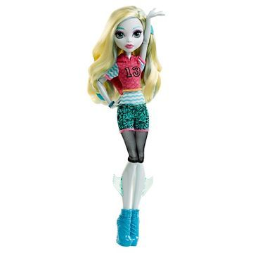 Monster High Signature Look Lagoona Blue Doll