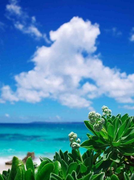 Ikema Island, Okinawa, Japan