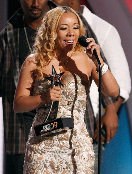 Tameka 'Tiny' Cottle 2009 BET Awards