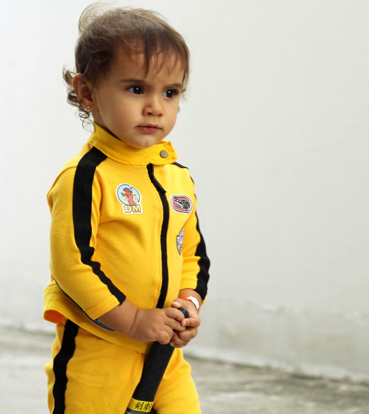 Kill Bill Toddler Costume Cuteness Pinterest First
