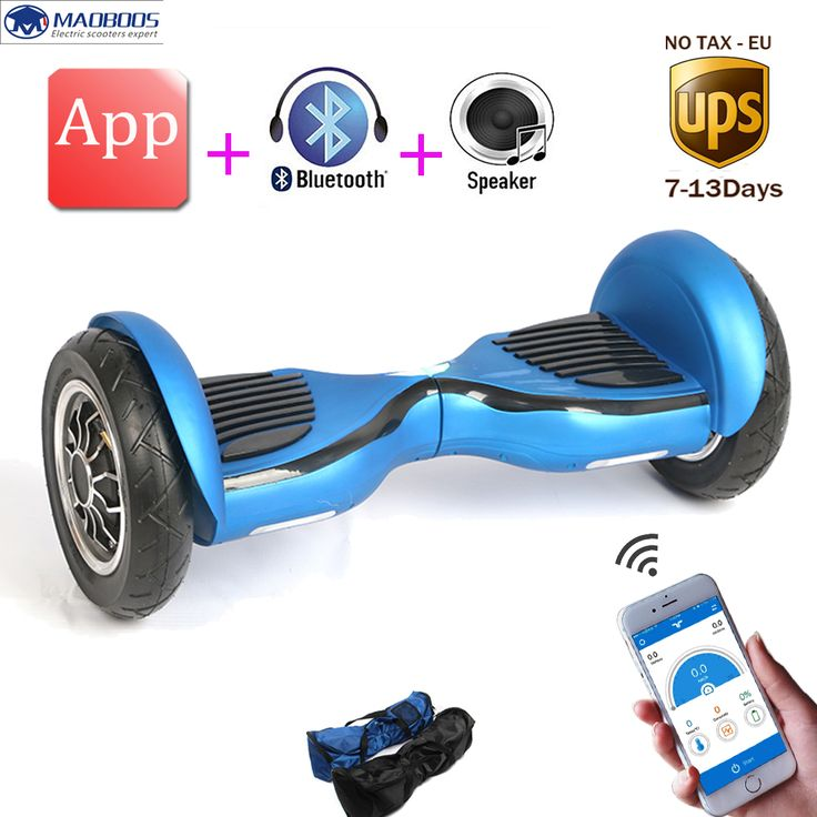 Tax free Hoverboard App self balancing scooter balance car electric unicycle overboard oxboard stand up skateboard Hover board
