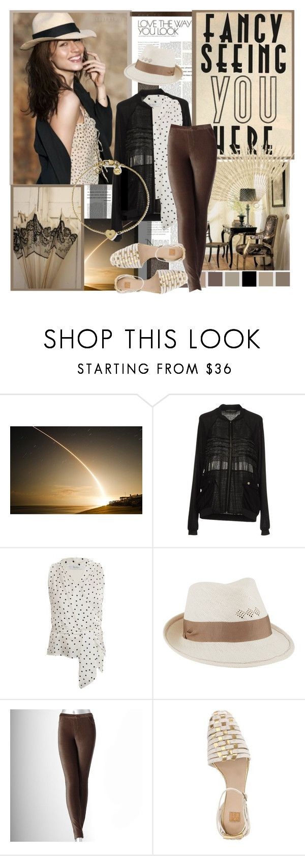 """""""♡♡♡"""" by lavendergal ❤ liked on Polyvore featuring Fulton, Anthony Vaccarello, MaxMara, Lola, Simply Vera, Zoe Lee and Michael Kors"""