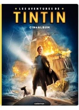 Case après case nous découvrons les images du film de Steven Spielberg : du marché aux puces à Moulinsart, en passant par l'enlèvement de Tintin, sa captivité sur le Karaboudjan, la rencontre avec la capitaine Haddock, l'épopée en canot...