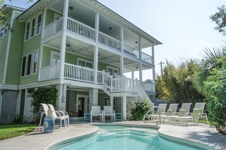 oceanfront vacation rentals on Tybee Island