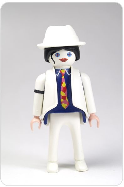 Playmobil Michael Jackson...
