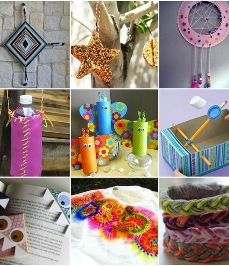 Summer Camp crafts for at home - Love the marshmallow catapult.  And I keep meaning to make some friendship bracelets for myself.