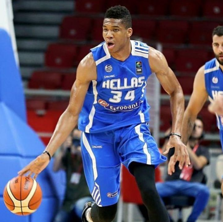 EUROBASKET 2017 -- TEAM GREECE  Starting lineaup : Nick Calates Kostas Sloukas Giannis Antetokounmpo Georgios Printezis Ioannis Bourousis  The only big name absence from last year's squad is Sacramento Kings center Kostas Koufos who is still dealing with the consequences of a previous hand injury.  Giannis will be the main star and key player for Greece but also Greece have a lot of EuroLeague playersthey know to play team basketball and they won a lot of trophies.  I think Giannis type of…
