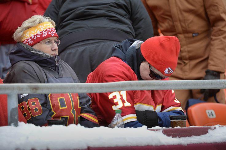 Kansas City newspaper sums up feelings of Chiefs' fans in single headline
