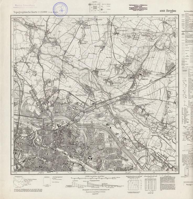 Breslau Nord - 1942