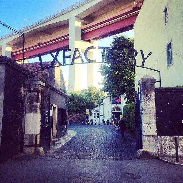 LX Factory in Lisboa, Lisboa