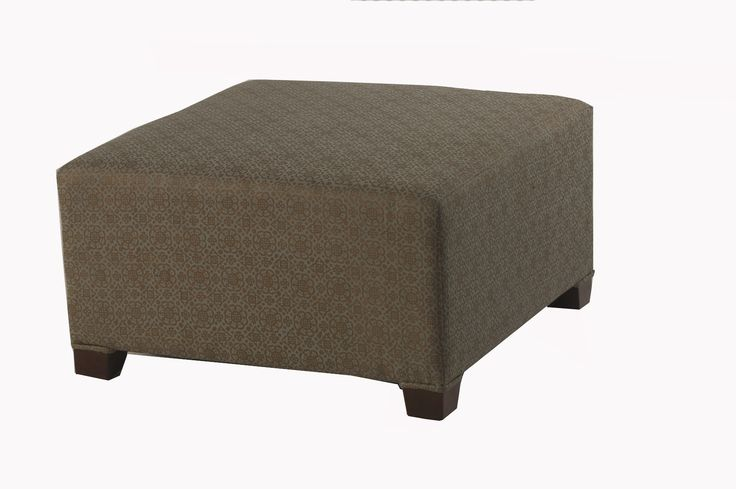 Upholstery square ottoman by iBalDesigns