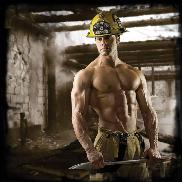 Houston firefighters