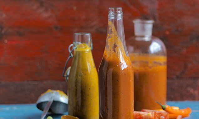 Red hot: Whiplash tomato & pepper ketchup