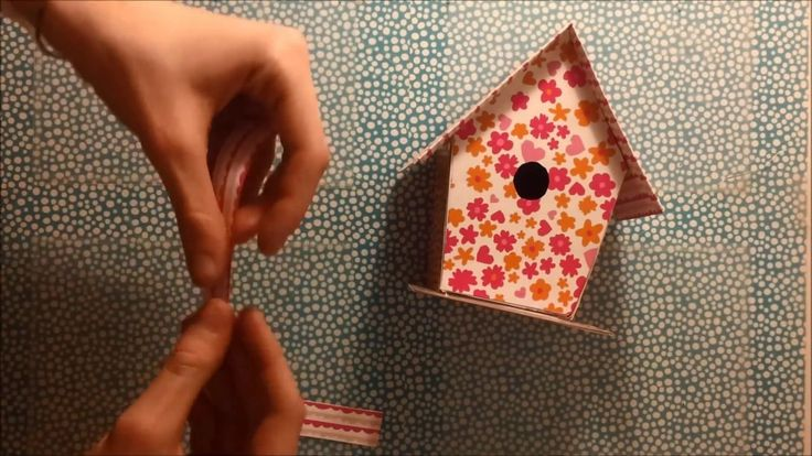 Craft work with waste materials   how to craft home   how to craft Birds home