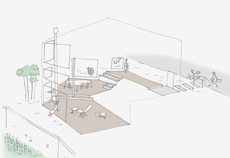 mamiya shinichi design studio the frontier house aichi japan designboom