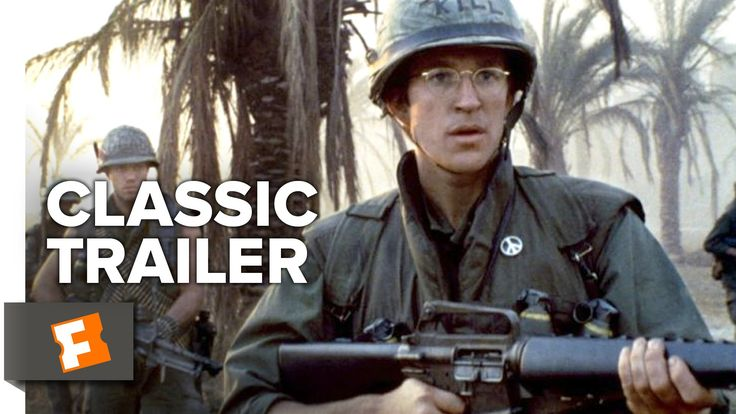Full Metal Jacket (1987) Official Trailer - Stanley Kubrick Movie HD MOVIES AREN'T THE SAME SINCE SO MANY GREAT DIRECTOR'S ARE GONE! #FULLMETALJACKET