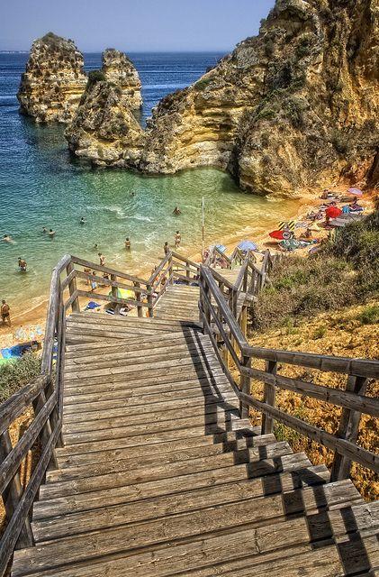 Down to the heaven, Lagos, Algarve, Portugal