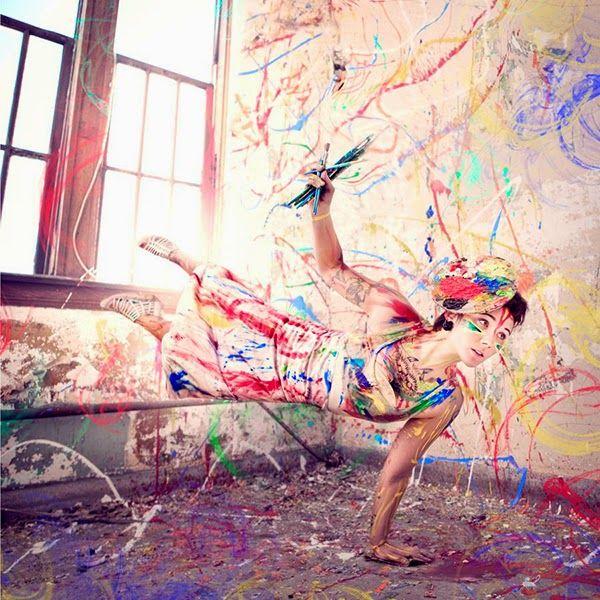36 Idea Manupulasi Gambar Guna Photoshop - Magicalips