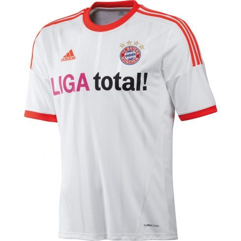 Bayern Munich 2012/13 Away Camiseta futbol [586] - €16.87 : Camisetas de futbol baratas online!