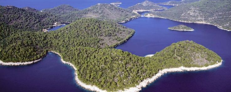 Croatia sailing destinations: Lastovo - One of the farthest inhabited islands in Croatian Adriatic is Lastovo, also part of the southern Dalmatia region. It is quite hilly and covers the area of around 46 km2, which means that it belongs to medium-sized Croatian islands