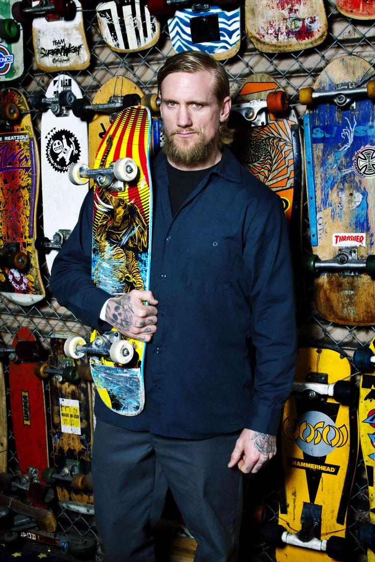 Mike Vallely - Pro Skater