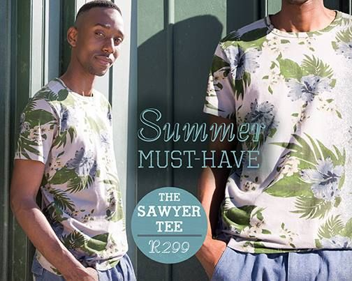 Old Khaki Must Have tee- Sawyer